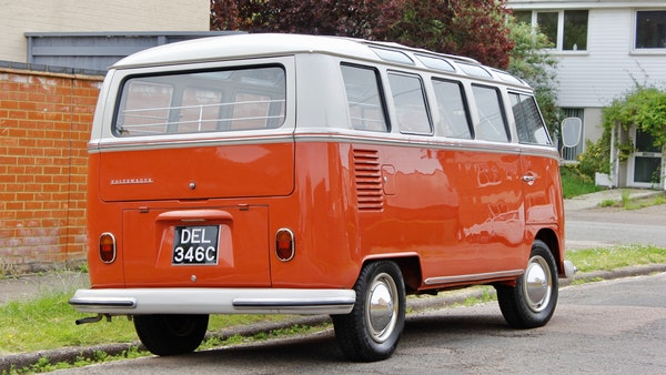RESERVE LOWERED - 1965 Volkswagen Samba Microbus For Sale (picture 26 of 173)