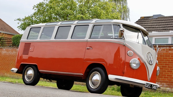 RESERVE LOWERED - 1965 Volkswagen Samba Microbus For Sale (picture 21 of 173)