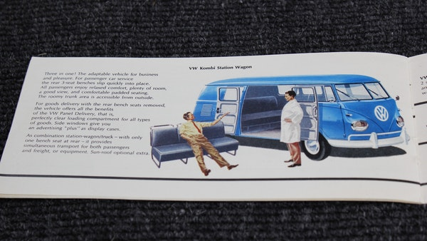 RESERVE LOWERED - 1965 Volkswagen Samba Microbus For Sale (picture 128 of 173)