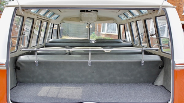 RESERVE LOWERED - 1965 Volkswagen Samba Microbus For Sale (picture 54 of 173)