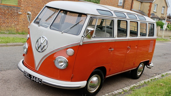 RESERVE LOWERED - 1965 Volkswagen Samba Microbus For Sale (picture 4 of 173)