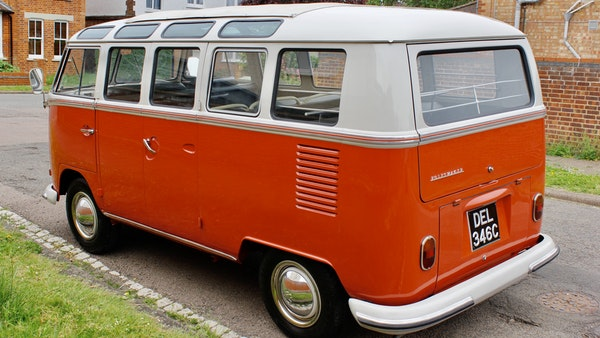 RESERVE LOWERED - 1965 Volkswagen Samba Microbus For Sale (picture 23 of 173)