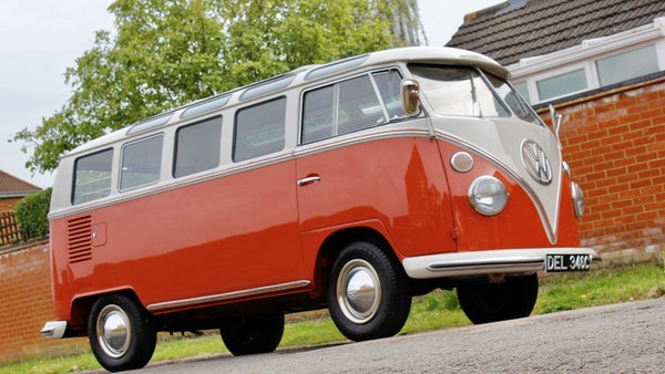 RESERVE LOWERED - 1965 Volkswagen Samba Microbus For Sale (picture 20 of 173)