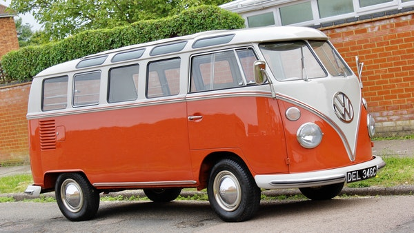 RESERVE LOWERED - 1965 Volkswagen Samba Microbus For Sale (picture 14 of 173)