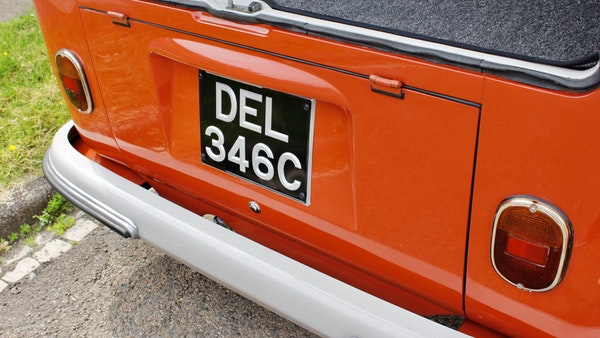 RESERVE LOWERED - 1965 Volkswagen Samba Microbus For Sale (picture 56 of 173)