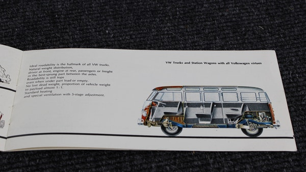 RESERVE LOWERED - 1965 Volkswagen Samba Microbus For Sale (picture 135 of 173)