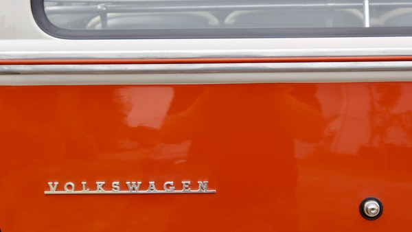 RESERVE LOWERED - 1965 Volkswagen Samba Microbus For Sale (picture 89 of 173)