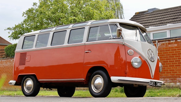 RESERVE LOWERED - 1965 Volkswagen Samba Microbus For Sale (picture 18 of 173)