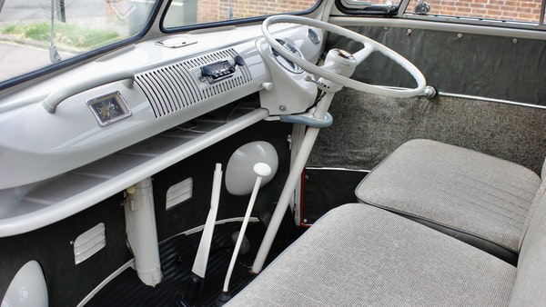 RESERVE LOWERED - 1965 Volkswagen Samba Microbus For Sale (picture 81 of 173)