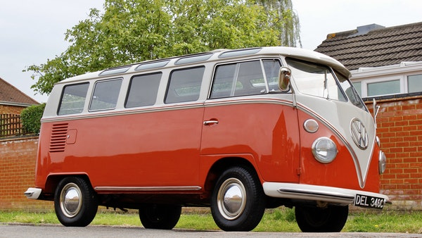 RESERVE LOWERED - 1965 Volkswagen Samba Microbus For Sale (picture 22 of 173)