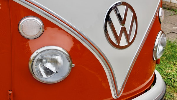 RESERVE LOWERED - 1965 Volkswagen Samba Microbus For Sale (picture 91 of 173)