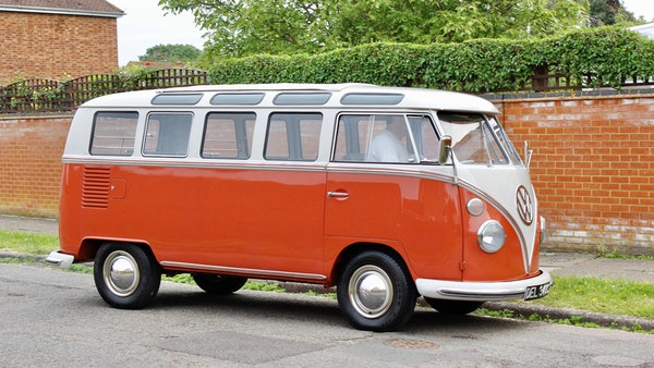 RESERVE LOWERED - 1965 Volkswagen Samba Microbus For Sale (picture 3 of 173)