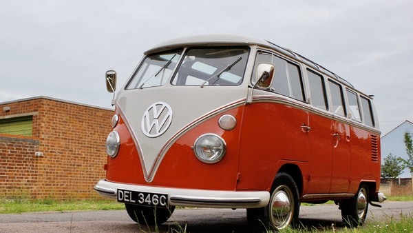 RESERVE LOWERED - 1965 Volkswagen Samba Microbus For Sale (picture 5 of 173)