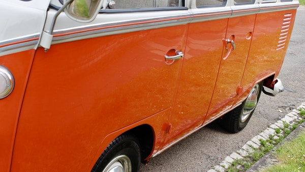 RESERVE LOWERED - 1965 Volkswagen Samba Microbus For Sale (picture 65 of 173)