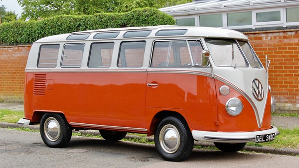 RESERVE LOWERED - 1965 Volkswagen Samba Microbus For Sale (picture 13 of 173)