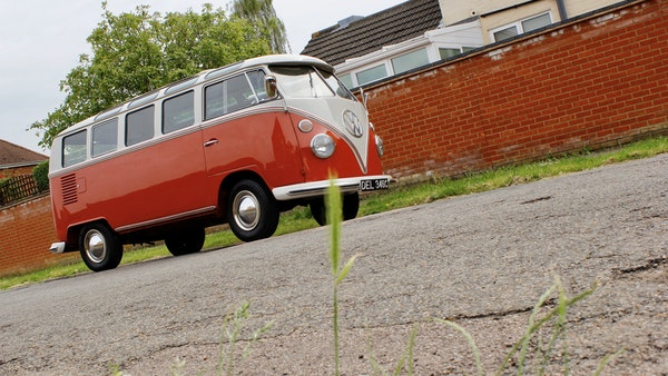 RESERVE LOWERED - 1965 Volkswagen Samba Microbus For Sale (picture 19 of 173)