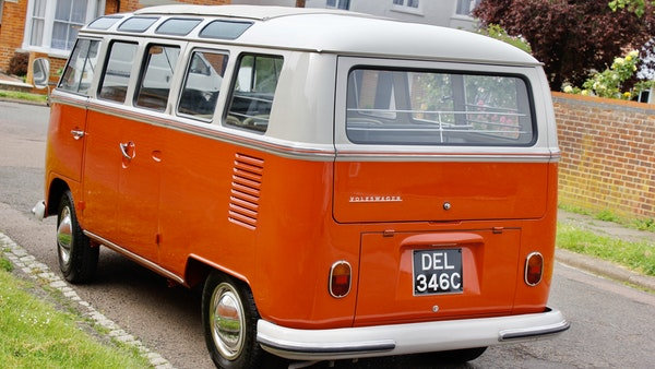 RESERVE LOWERED - 1965 Volkswagen Samba Microbus For Sale (picture 30 of 173)