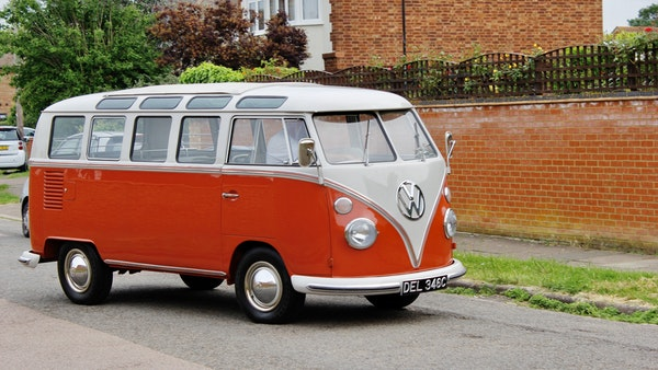 RESERVE LOWERED - 1965 Volkswagen Samba Microbus For Sale (picture 1 of 173)