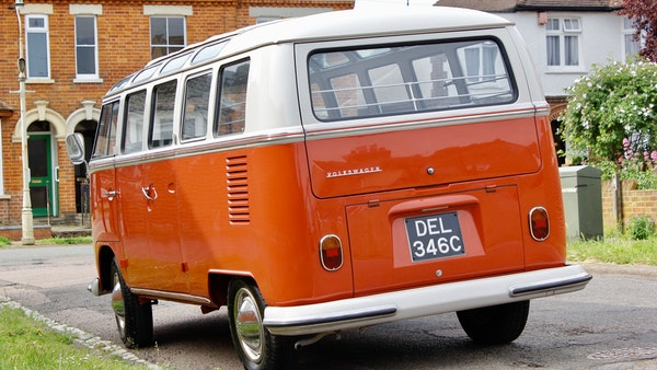 RESERVE LOWERED - 1965 Volkswagen Samba Microbus For Sale (picture 28 of 173)