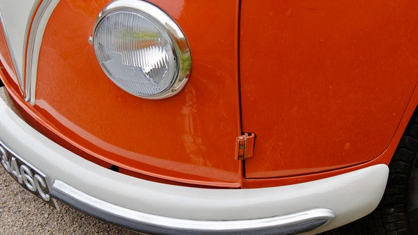 RESERVE LOWERED - 1965 Volkswagen Samba Microbus For Sale (picture 90 of 173)