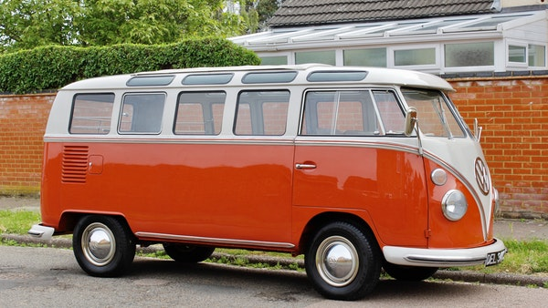 RESERVE LOWERED - 1965 Volkswagen Samba Microbus For Sale (picture 24 of 173)