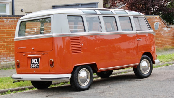 RESERVE LOWERED - 1965 Volkswagen Samba Microbus For Sale (picture 25 of 173)