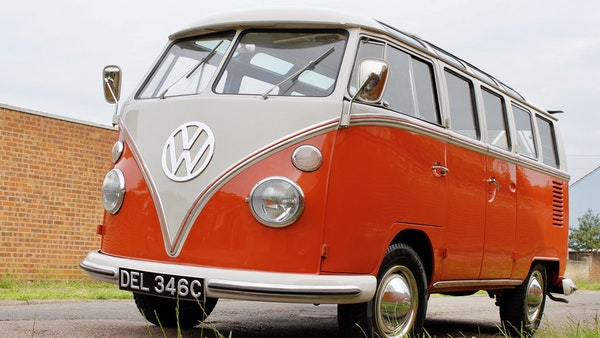 RESERVE LOWERED - 1965 Volkswagen Samba Microbus For Sale (picture 6 of 173)