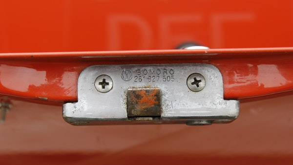 RESERVE LOWERED - 1965 Volkswagen Samba Microbus For Sale (picture 88 of 173)