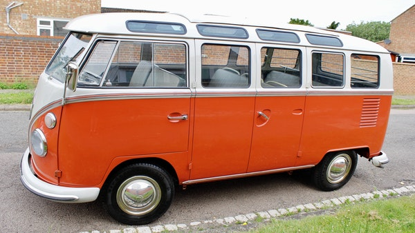 RESERVE LOWERED - 1965 Volkswagen Samba Microbus For Sale (picture 9 of 173)