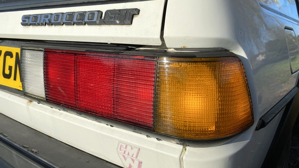 NO RESERVE! - 1986 Volkswagen Scirocco GT For Sale (picture 102 of 208)