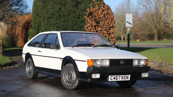 NO RESERVE! - 1986 Volkswagen Scirocco GT For Sale (picture 1 of 208)