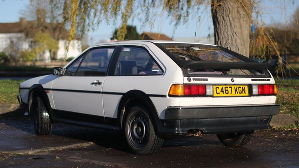 NO RESERVE! - 1986 Volkswagen Scirocco GT For Sale (picture 10 of 208)