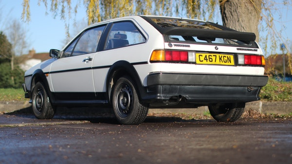 NO RESERVE! - 1986 Volkswagen Scirocco GT For Sale (picture 7 of 208)