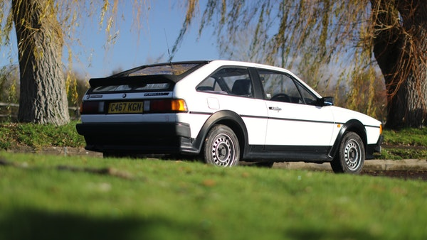 NO RESERVE! - 1986 Volkswagen Scirocco GT For Sale (picture 3 of 208)