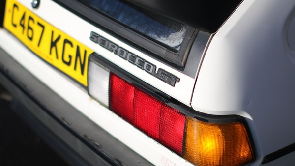 NO RESERVE! - 1986 Volkswagen Scirocco GT For Sale (picture 70 of 208)