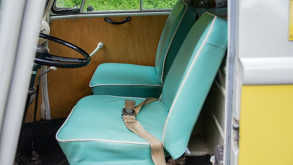 1964 VW Split Screen Sundial Camper For Sale (picture 70 of 164)