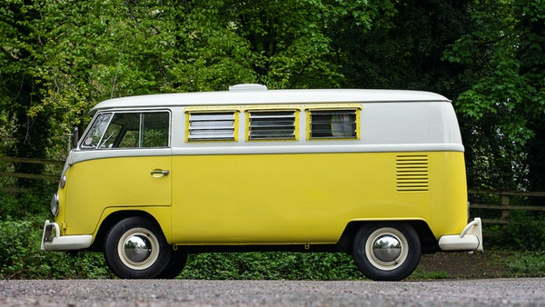 1964 VW Split Screen Sundial Camper For Sale (picture 5 of 164)
