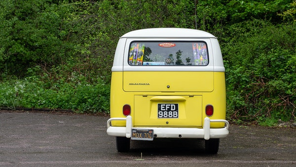 1964 VW Split Screen Sundial Camper For Sale (picture 7 of 164)