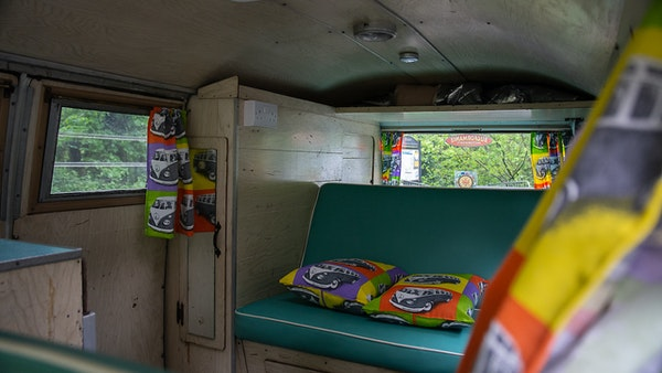 1964 VW Split Screen Sundial Camper For Sale (picture 71 of 164)