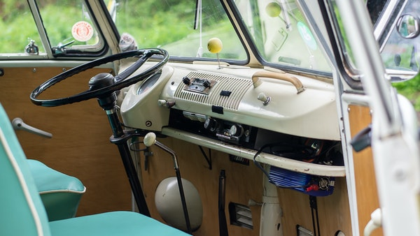 1964 VW Split Screen Sundial Camper For Sale (picture 37 of 164)