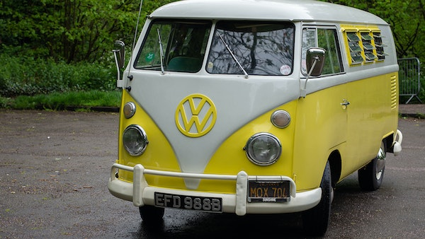 1964 VW Split Screen Sundial Camper For Sale (picture 1 of 164)