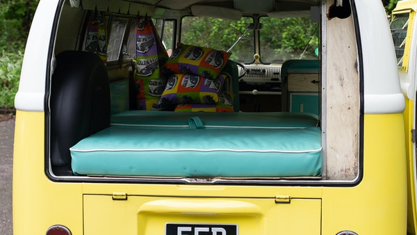 1964 VW Split Screen Sundial Camper For Sale (picture 63 of 164)