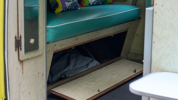 1964 VW Split Screen Sundial Camper For Sale (picture 55 of 164)