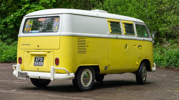 1964 VW Split Screen Sundial Camper For Sale (picture 10 of 164)