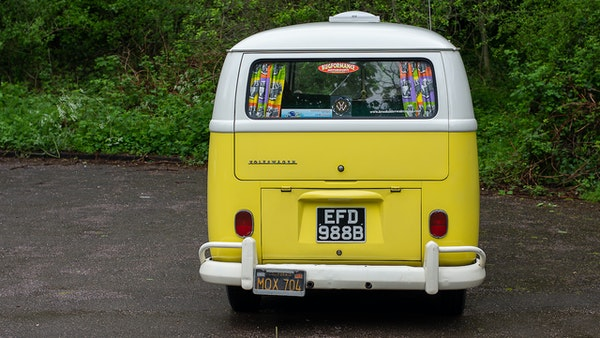 1964 VW Split Screen Sundial Camper For Sale (picture 12 of 164)
