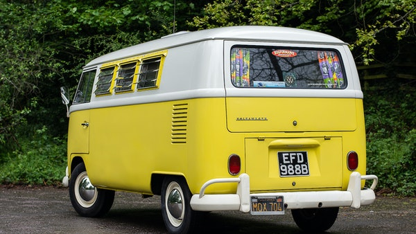 1964 VW Split Screen Sundial Camper For Sale (picture 13 of 164)