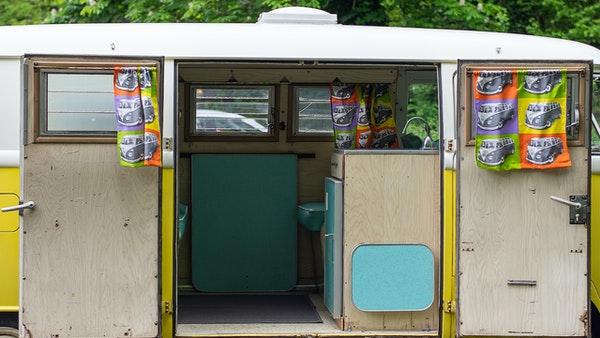 1964 VW Split Screen Sundial Camper For Sale (picture 43 of 164)