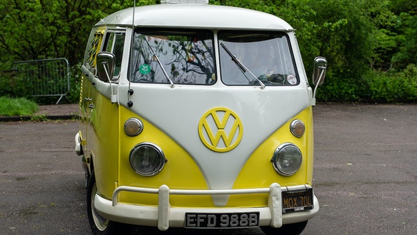 1964 VW Split Screen Sundial Camper For Sale (picture 8 of 164)
