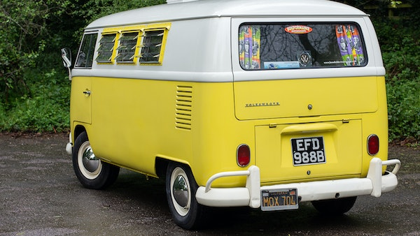 1964 VW Split Screen Sundial Camper For Sale (picture 11 of 164)