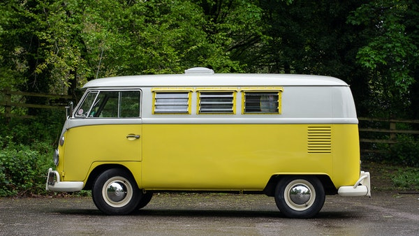 1964 VW Split Screen Sundial Camper For Sale (picture 9 of 164)